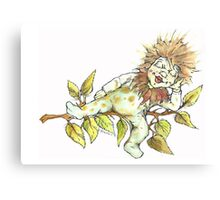 little chestnut fairy Canvas Print