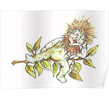 little chestnut fairy Poster