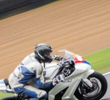 Motorbiking Sticker