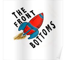 The Front Bottoms  Poster