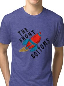 The Front Bottoms  Tri-blend T-Shirt