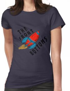 The Front Bottoms  Womens Fitted T-Shirt