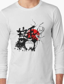 Japan Spirits Long Sleeve T-Shirt