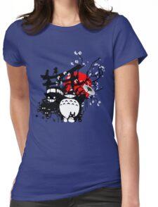 Japan Spirits Womens Fitted T-Shirt