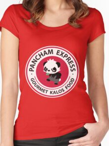 Pancham Express Women's Fitted Scoop T-Shirt