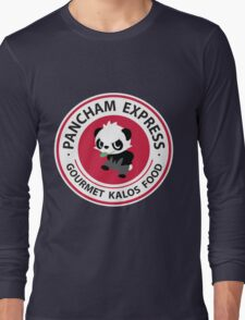 Pancham Express Long Sleeve T-Shirt