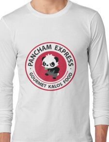 Pancham Express Long Sleeve T-Shirt