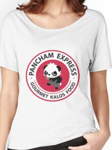 Pancham Express Women's Relaxed Fit T-Shirt