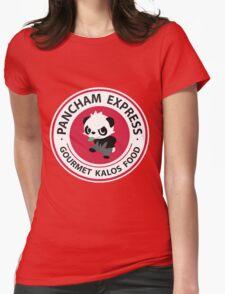 Pancham Express Womens Fitted T-Shirt