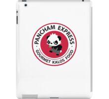 Pancham Express iPad Case/Skin