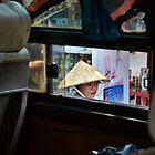 Laos Hat by Federico Del Monte