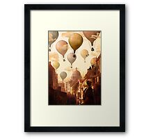 Voyage to the Unknown Framed Print