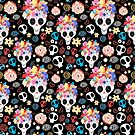 The beautiful of skulls   by Tanor