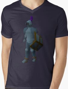 Full Rune Armour Mens V-Neck T-Shirt