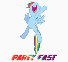 Party Fast Unisex T-Shirt