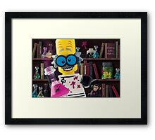 I'm Pretty Mad Right Now Framed Print
