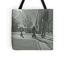 Streets of Washington DC Tote Bag