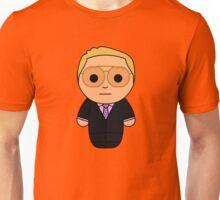 Administrator Dryden (Timespace) - Black Box Films: BOXIES Unisex T-Shirt