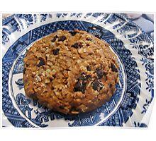 Crunchy Cookie - Tasty Treat Poster
