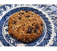 Crunchy Cookie - Tasty Treat Photographic Print