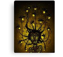 Firefly Fae Canvas Print