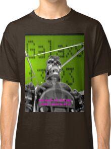 Robot love Classic T-Shirt