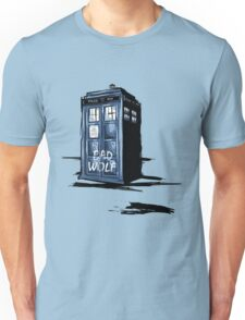 Bad Wolf Tardis Unisex T-Shirt