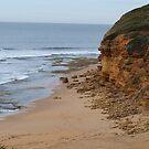 Bells beach by sharon wingard