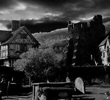 """A Moonlit Night"" by Johnathan Bellamy"