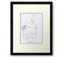PDD - 2011/11/27 - Suffocation Framed Print