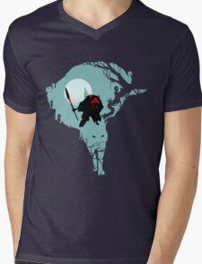 Forest Princess Mens V-Neck T-Shirt