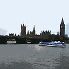 Westminster bridge by cycreation