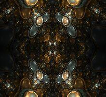 Steampunk Julie ~ iphone case  by Fiery-Fire