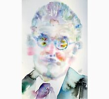 JAMES JOYCE - watercolor portrait.4 Unisex T-Shirt