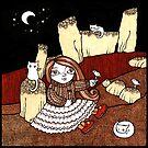 Ninas Night Watch (Nine Staines) by Anita Inverarity