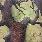 Bark Textures by ripinamberlost