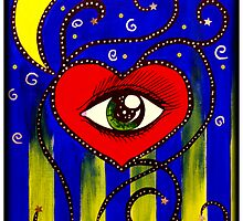 Heart Of The Night by Sarah-L-Barker