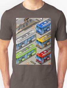 City Bus Set T-Shirt