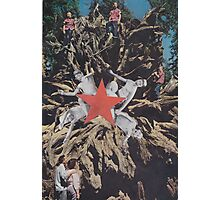 ' Red Star ' Photographic Print