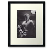 ' The Other Side ' Framed Print