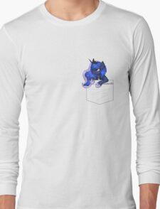 Princess Luna Pocket Long Sleeve T-Shirt