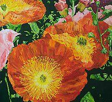 Exuberance is Beauty by Allan P Friedlander