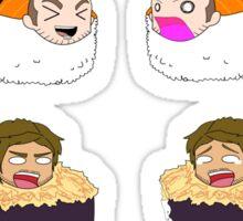 MSPJ Sushi Sticker