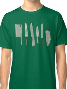 The Right Tool for the Job Classic T-Shirt