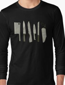 The Right Tool for the Job Long Sleeve T-Shirt