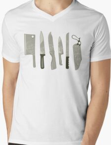 The Right Tool for the Job Mens V-Neck T-Shirt