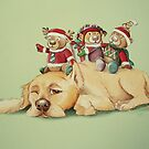 Beary Christmas by Sarah  Mac