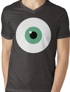 Mike Wazowski! Mens V-Neck T-Shirt