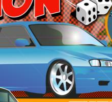 Nissan Nation Sticker