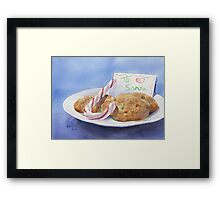 Christmas Traditions Framed Print